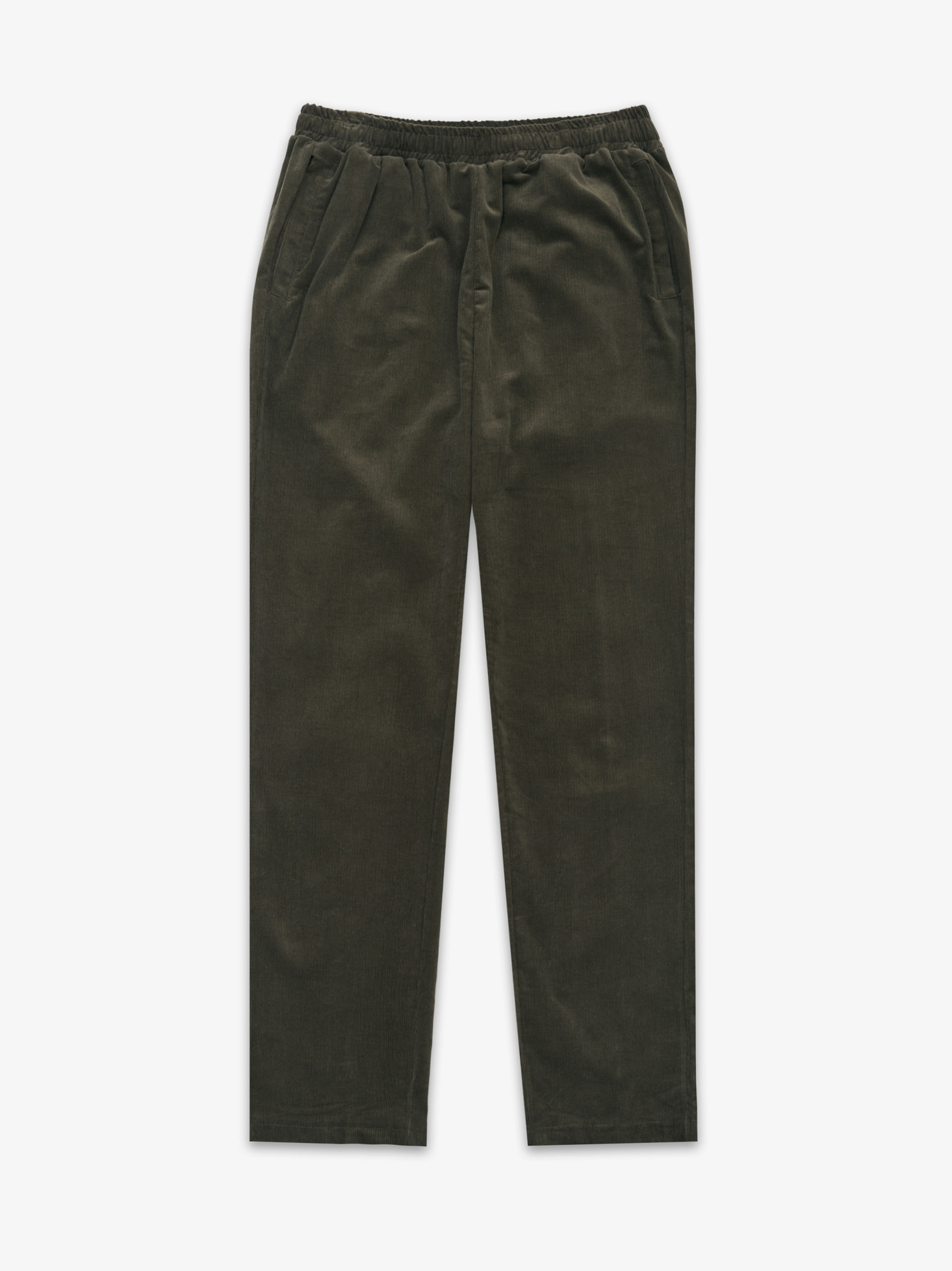 3-DIMENSIONAL PANTS(DARK OLIVE)
