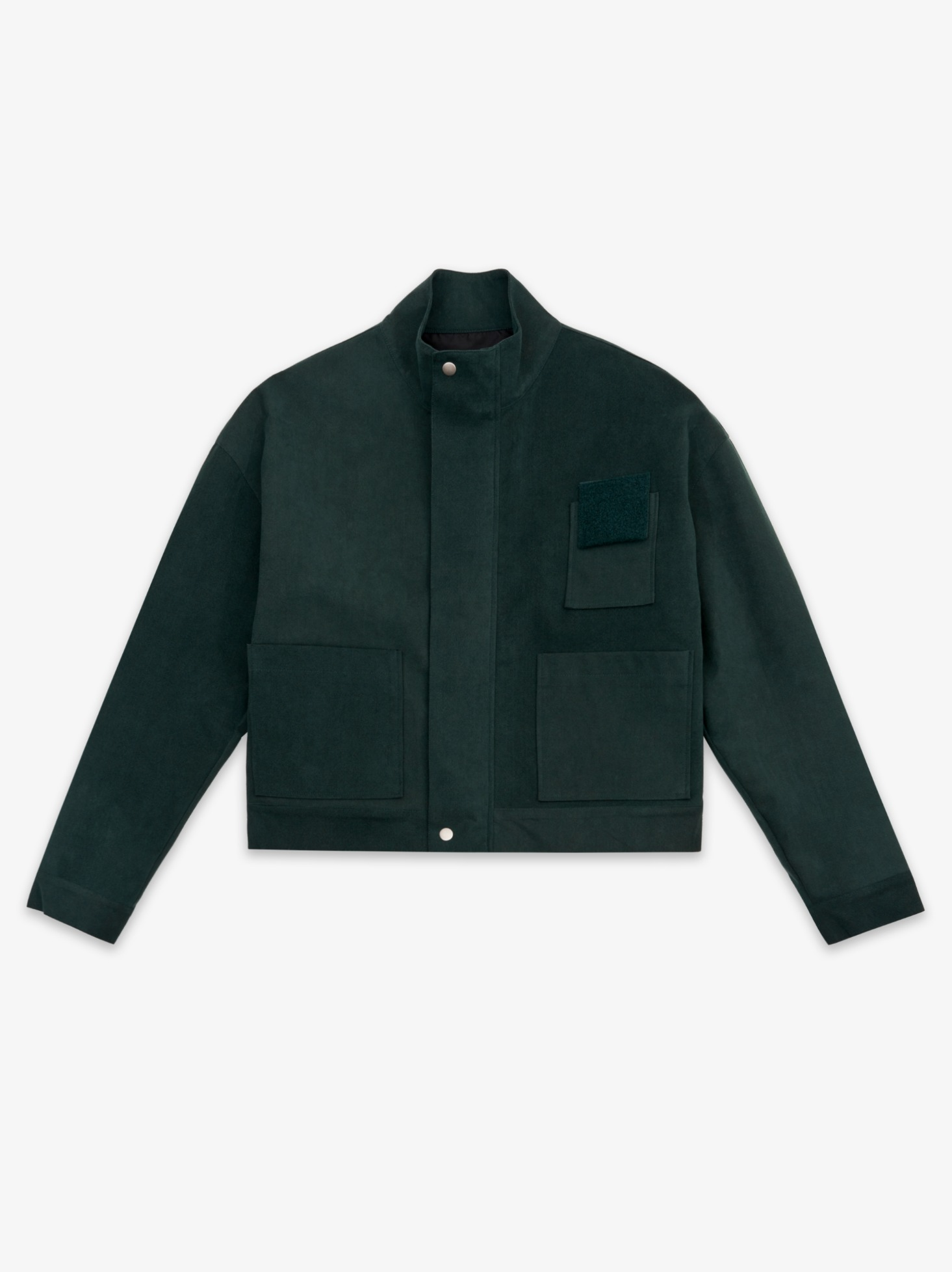 FYUCHR MOBILE JACKET(DEEP GREEN)